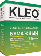 Клей для бумажных обоев Kleo на 7-9 рулонов