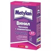 Клей для обоев виниловый Metylan 8-10 рулонов