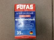 Клей для обоев на флизилиновой основе Pufas на 35м2