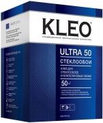 Клей  Kleo для стеклообоев и обоев на флизилиновой   основе ULTRA на 50м2